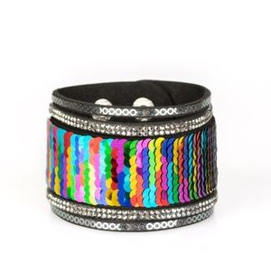 💍 5 for $25 sale! 💍 Multi Sequin Bracelet